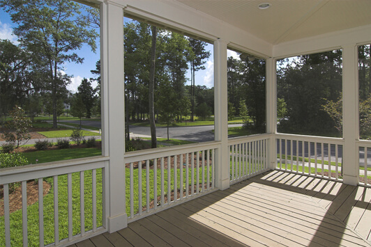 screened in porch chesapeake va
